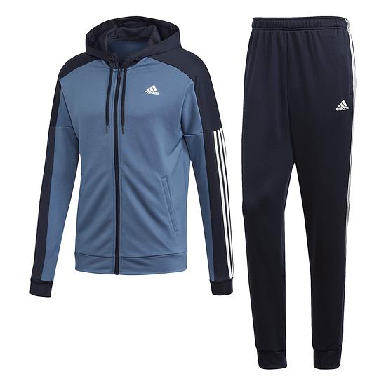 Adidas Trainingsanzug MTS GAME Blau