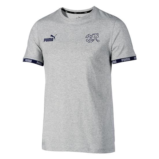 Puma Schweiz T-Shirt EM 2021