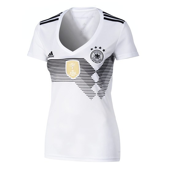 Adidas Deutschland Trikot Heim Damen WM 2018 KHEDIRA