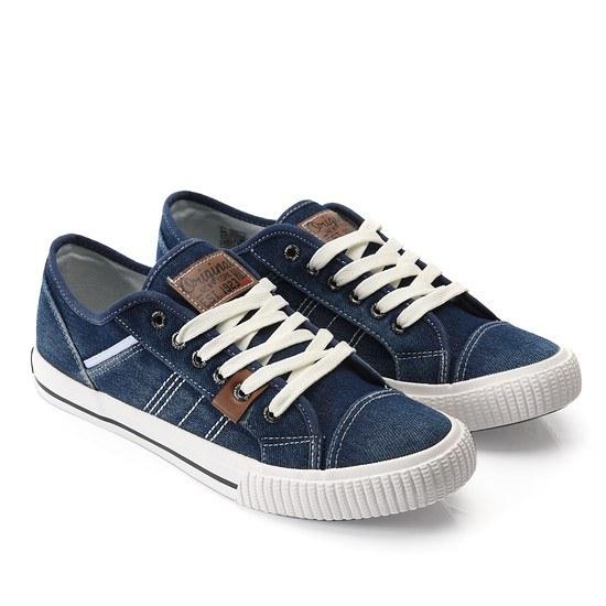 H.I.S Sneaker CT17-037 navy