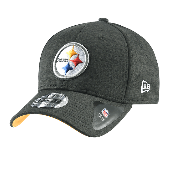 New Era Pittsburgh Steelers Cap Shadow Tech 39THIRTY schwarz