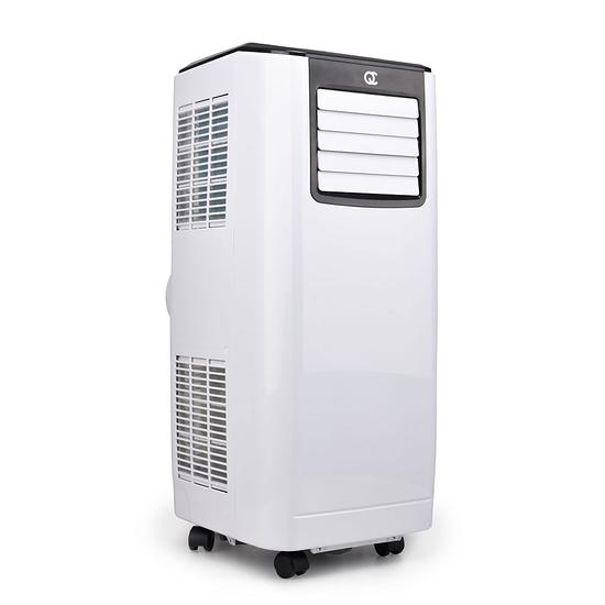 FlinQ Mobiles Klimagerät Airco 9.000 BTU weiß