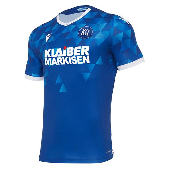 Macron Karlsruher SC Trikot 2020/2021 Heim