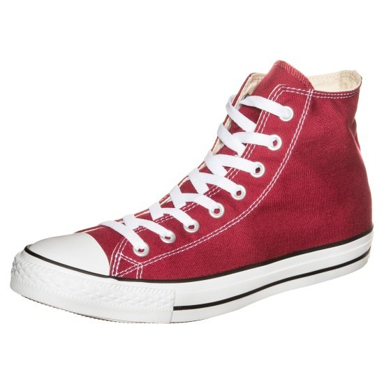 CONVERSE Sneaker Chuck Taylor All Star Core High weinrot