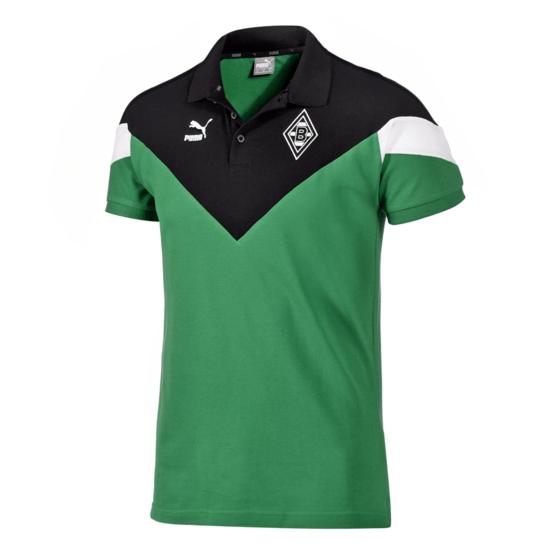 Puma Borussia Mönchengladbach Polo-Shirt 2019/2020 Grün