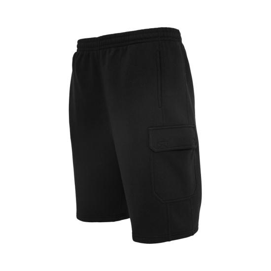 URBAN CLASSICS Shorts Cargo Schwarz
