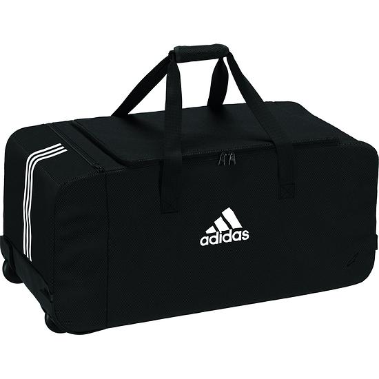 Adidas Sporttasche mit Rollen Tiro Größe XL Schwarz