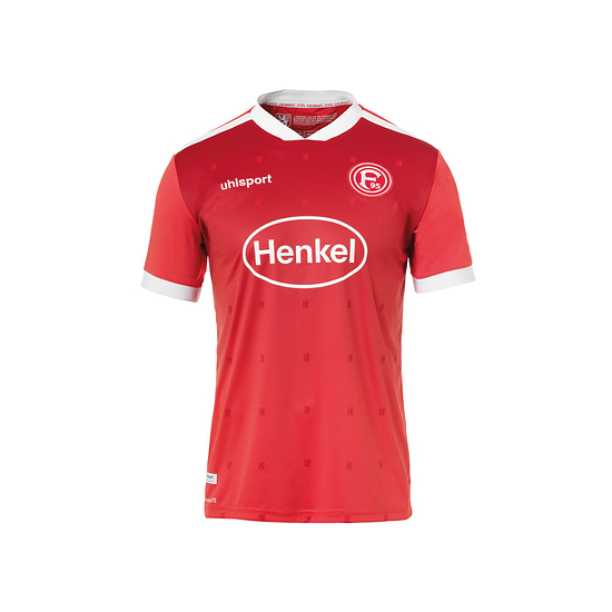 uhlsport Fortuna Düsseldorf Trikot 2020/2021 Kinder Heim
