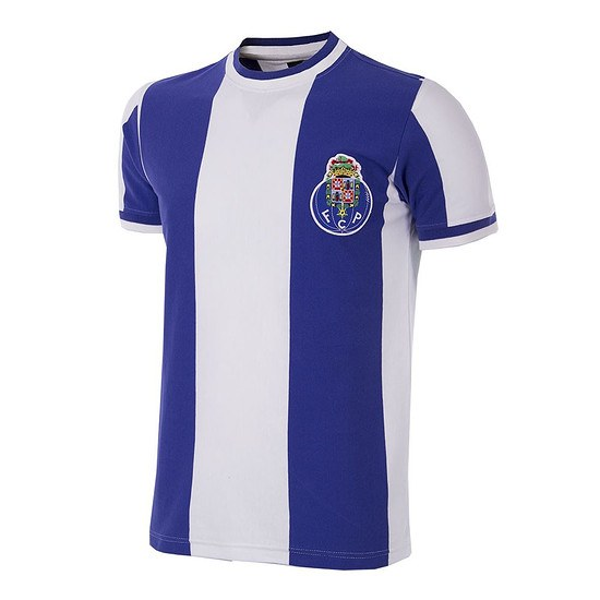 Copa FC Porto 1971/72 Short Sleeve Retro Shirt