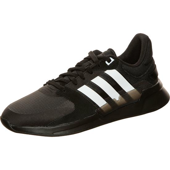 Adidas Sneaker Run90s schwarz/weiß