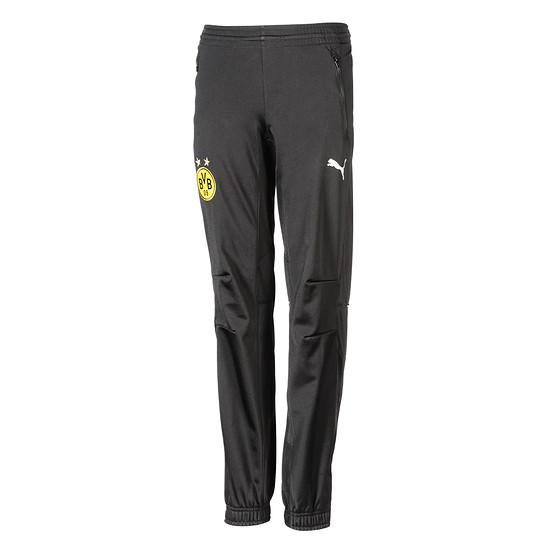 Puma Borussia Dortmund Freizeithose Kinder schwarz/gelb