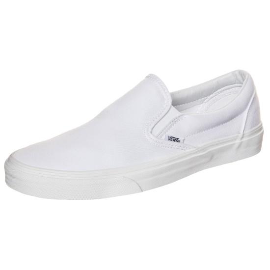 Vans Sneaker Classic Slip-On weiß