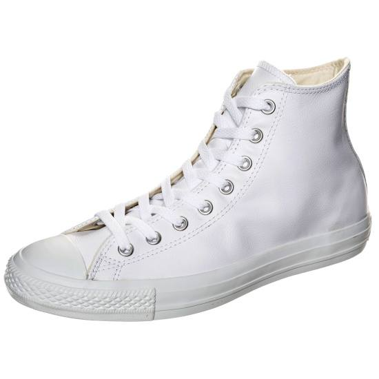 CONVERSE Sneaker Chuck Taylor All Star High Leather weiß