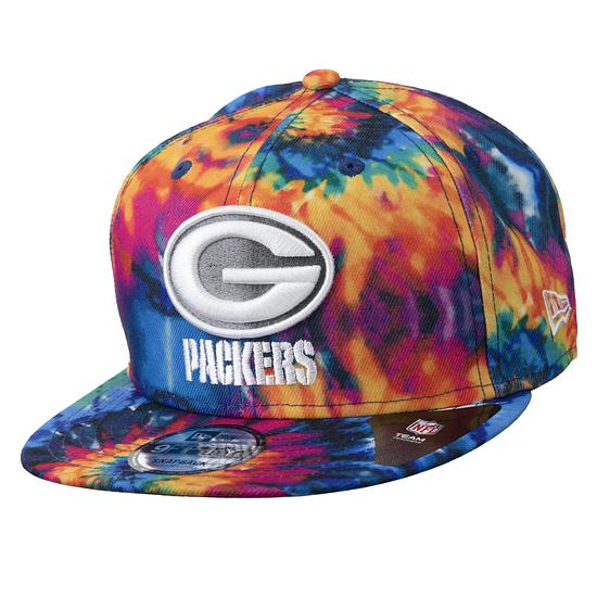 New Era Green Bay Packers Cap Crucial Catch 2020 9FIFTY bunt