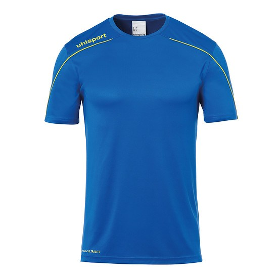 uhlsport Trainingsshirt Stream 22 blau/gelb