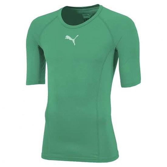 Puma T-Shirt LIGA Baselayer Grün