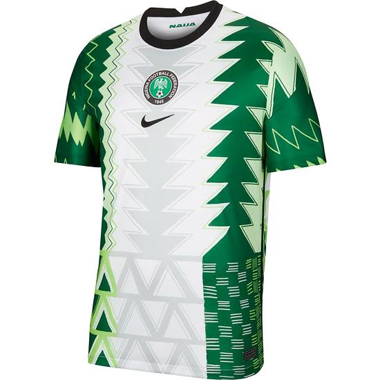 Nike Nigeria Trikot Heim 2020