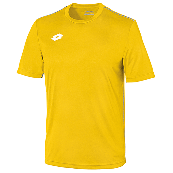 Lotto T-Shirt Delta Jersey PL gelb