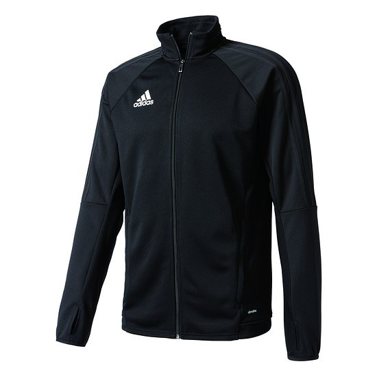 Adidas Jacke Training Tiro Uni Schwarz