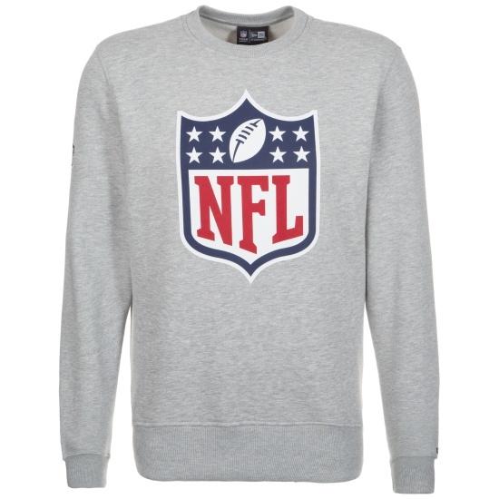 New Era Sweatshirt NFL Team Logo grau
