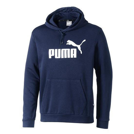 Puma Hoodie ESS No1 Logo TR peacoat