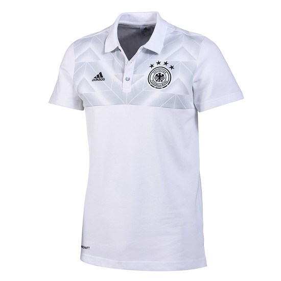Adidas DFB Deutschland Polo-Shirt Specials Weiß