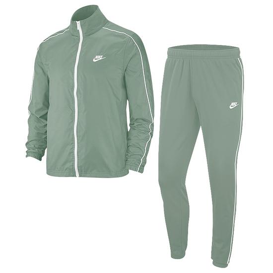 Nike Trainingsanzug Sportswear Grün