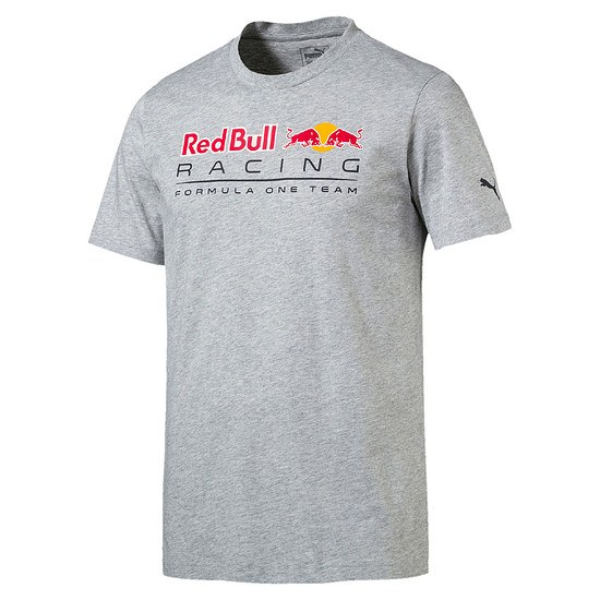 Puma Red Bull Racing T-Shirt Formula One Team Grau