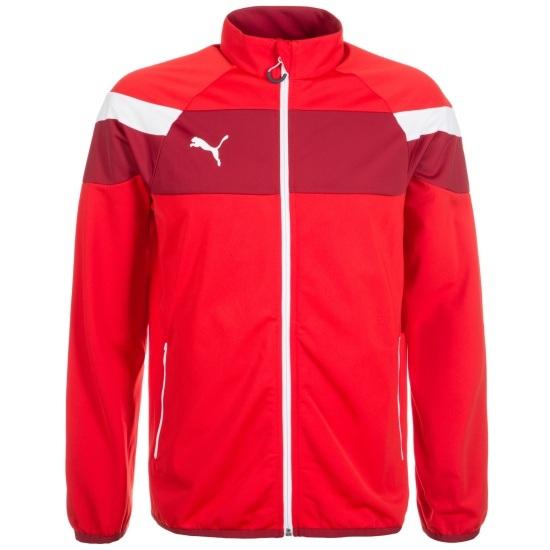 Puma Track Jacket Spirit Rot