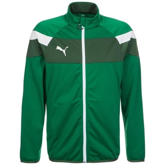 Puma Track Jacket Spirit Grün