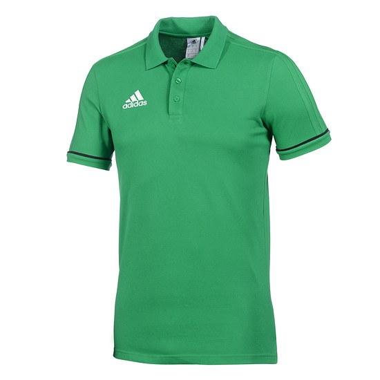 Adidas Polo Shirt Tiro Kinder Grün