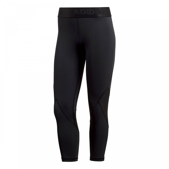 Adidas Trainingstights 3/4 Performance Damen schwarz