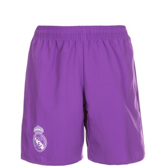 Adidas Real Madrid Shorts 2016/2017 Kinder Auswärts