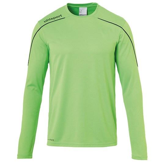 uhlsport Trainingsshirt Langarm Stream 22 grün/schwarz