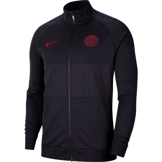 Nike Paris Saint-Germain Track Jacket Schwarz