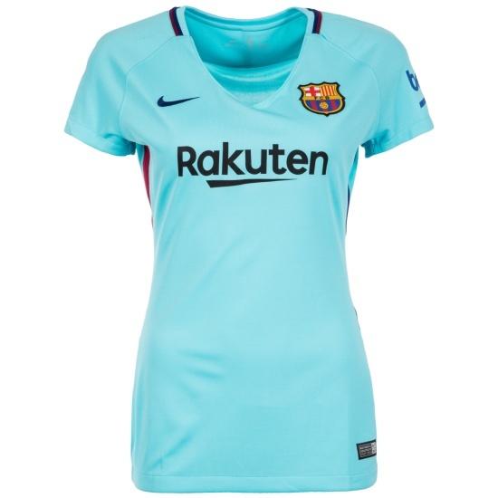 Nike FC Barcelona Trikot 2017/2018 Damen Auswärts