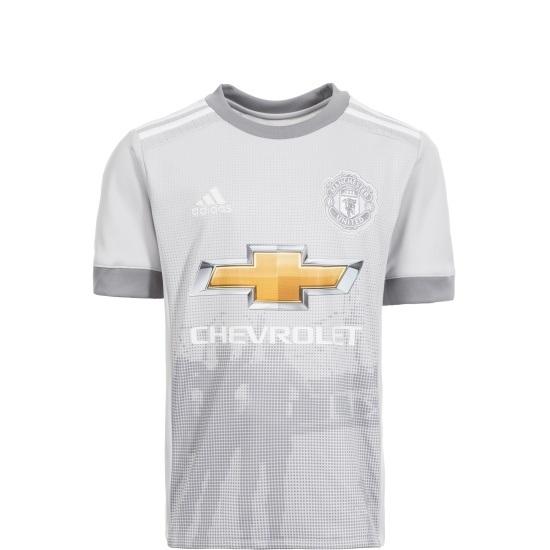 Adidas Manchester United Trikot 2017/2018 Kinder 3rd