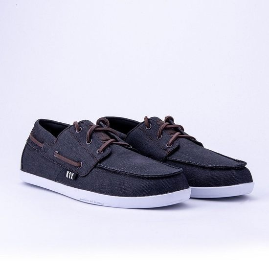K1X Sneaker Bootschuhe Showboat Canvas Braun