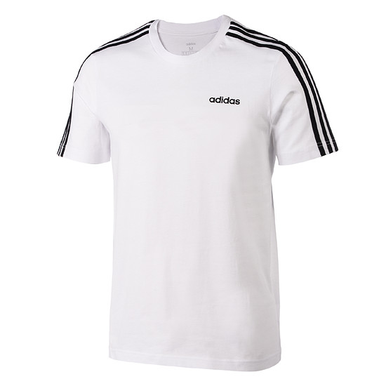 Adidas T-Shirt 3 S weiß
