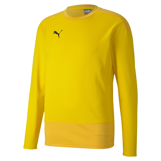 Puma Training Sweatshirt GOAL 23 Gelb