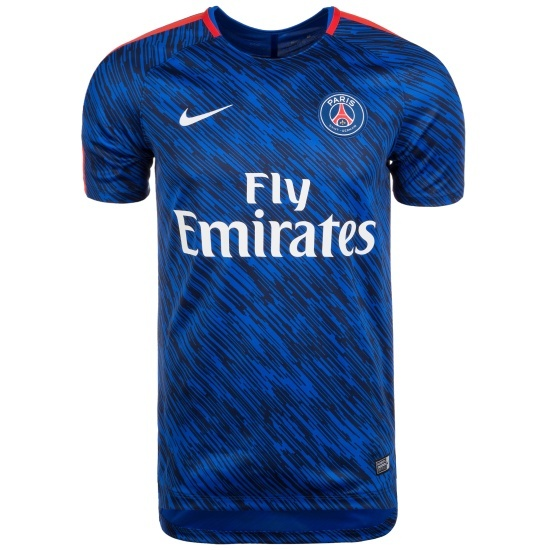 Nike Paris Saint-Germain Pre Match Shirt Team Blau