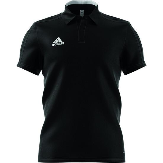 Adidas Poloshirt Condivo 18 Schwarz