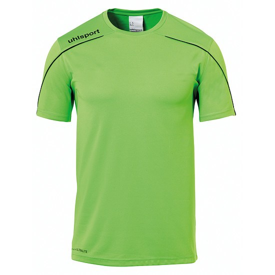 uhlsport Trainingsshirt Stream 22 grün/schwarz