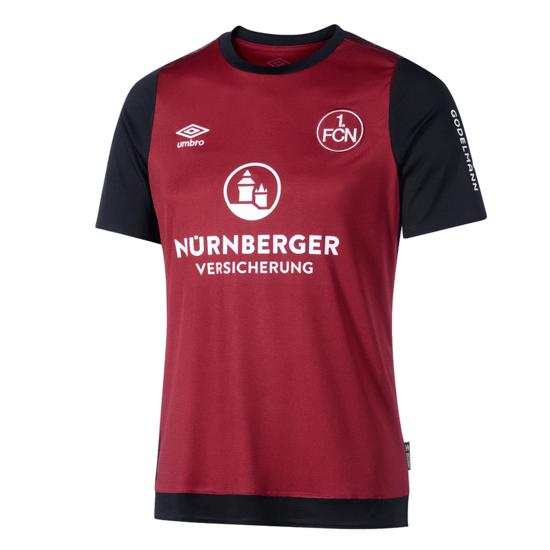 Umbro 1. FC Nürnberg Trikot 2019/2020 Heim