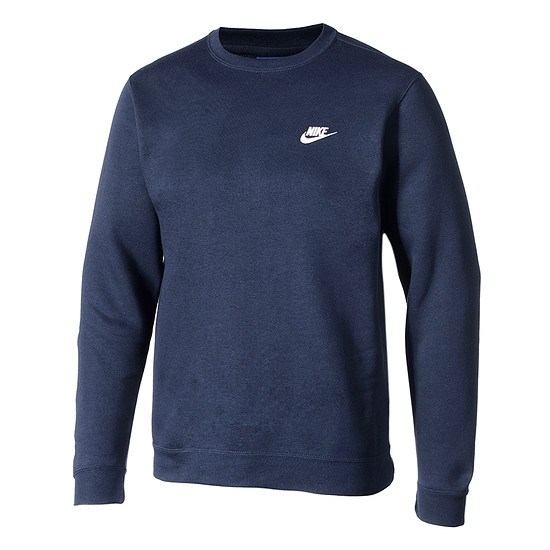 Nike Sweatshirt Sportswear Crew Blau
