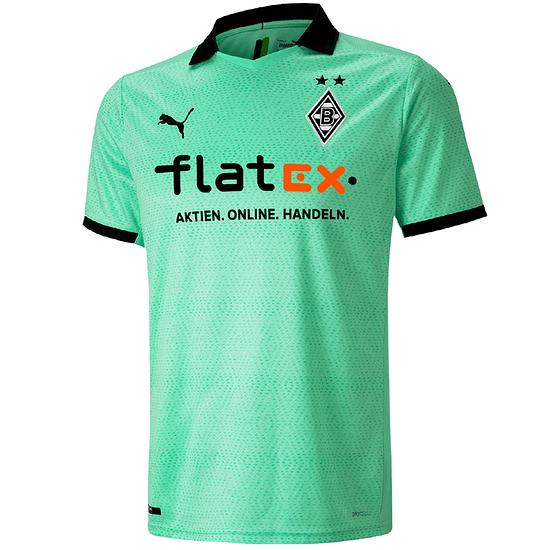 Puma Borussia Mönchengladbach Trikot Ausweich 2020/2021 Kinder