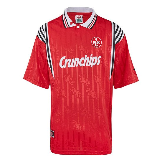 Scoredraw 1. FC Kaiserslautern Retro Trikot 1998