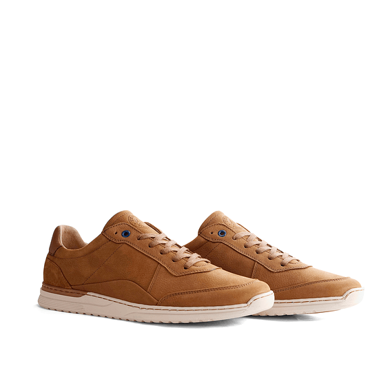 TRAVELIN OUTDOOR Sneaker Eastoke cognac