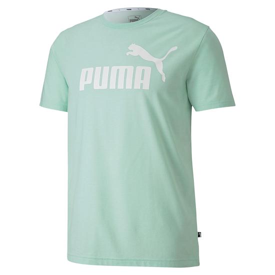 Puma T-Shirt ESS + Mintgrün