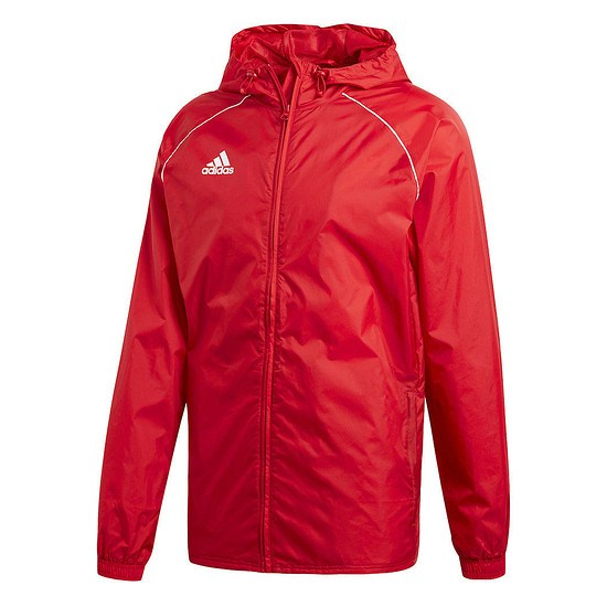 Adidas Regenjacke Core 18 Rot